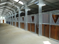 Steel Equestrian Buildings In The Uk