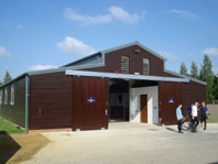 racing stables